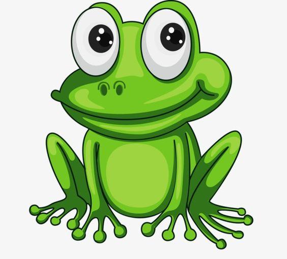 Лягушка рисунок, картинки, изображения - подборка 25 фото 12