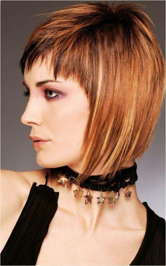 Вид сзади стрижки на короткие волосы - фото, картинки (2)
