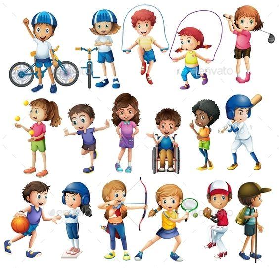 Все виды спорта картинки для детей - подборка 25 изображений (4)