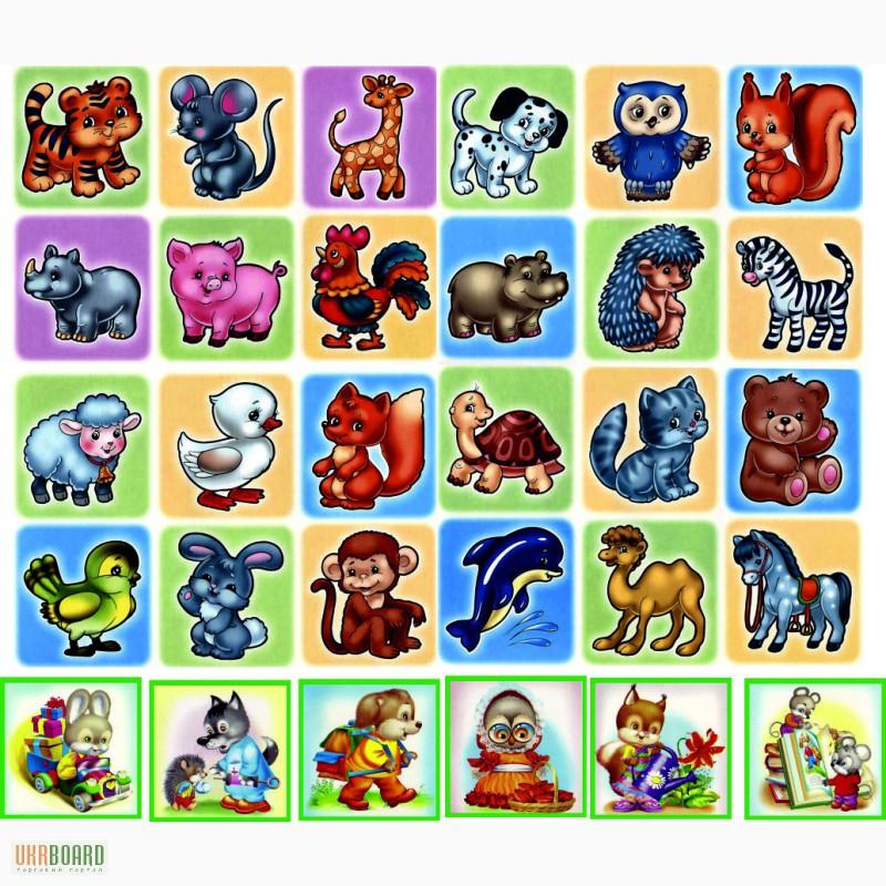 Детские картинки на шкафчики в детском саду - 25 фото (10)