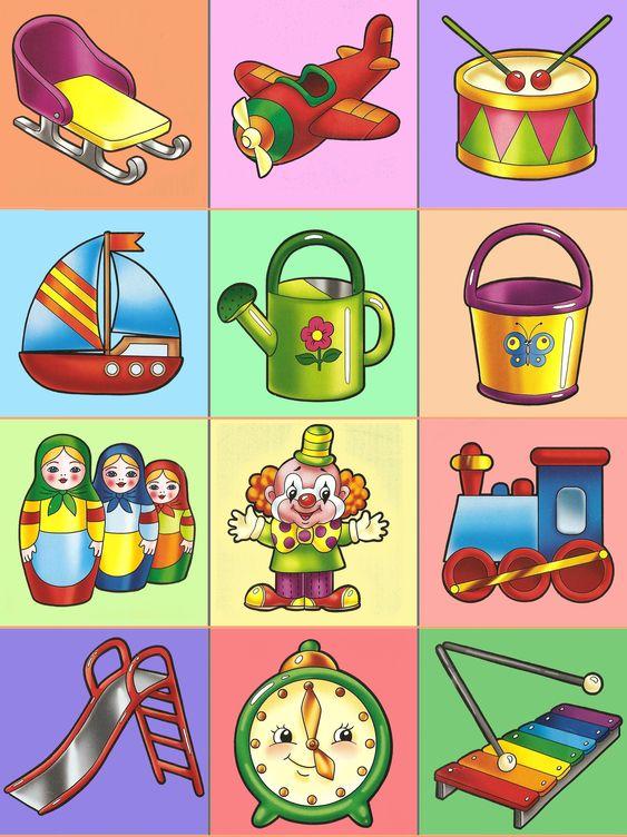 Детские картинки на шкафчики в детском саду - 25 фото (17)
