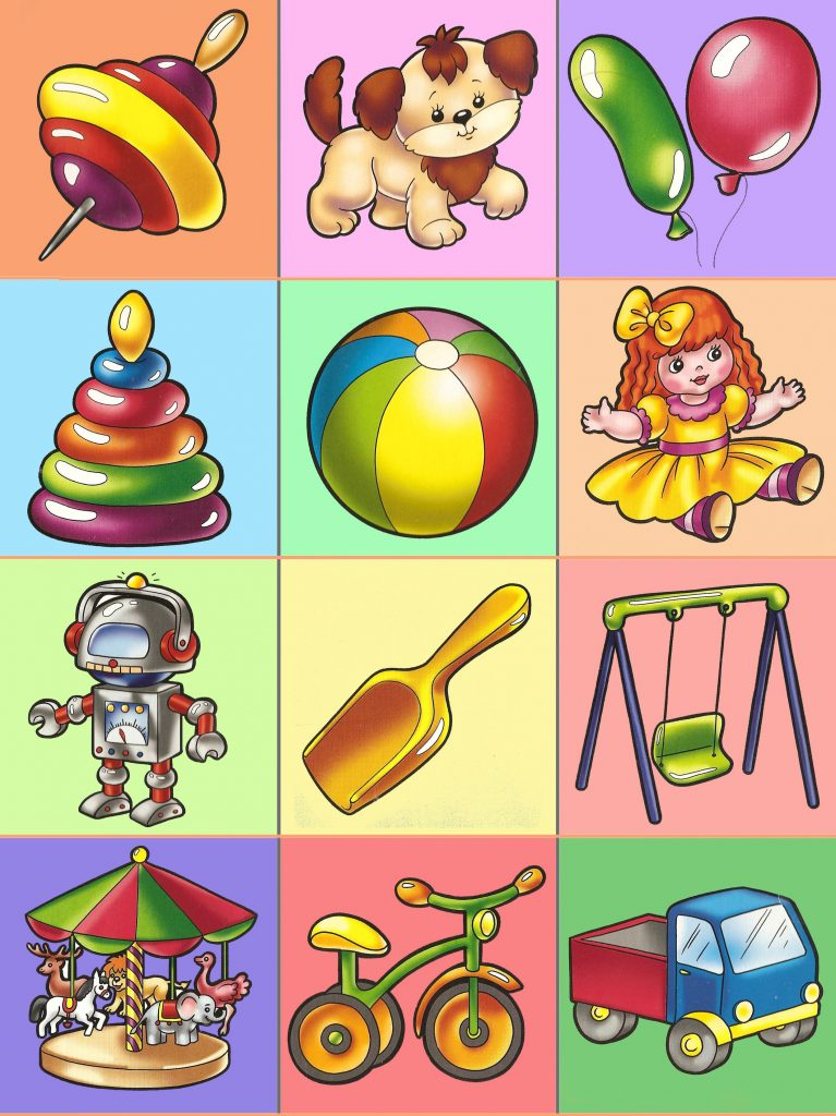 Детские картинки на шкафчики в детском саду - 25 фото (3)