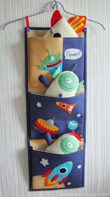 Кармашки на шкафчик в детском саду своими руками - фото, картинки (14)