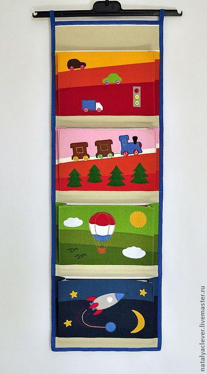 Кармашки на шкафчик в детском саду своими руками - фото, картинки (2)