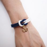 Красивые браслеты на руку своими руками   подборка 24 фото (15)