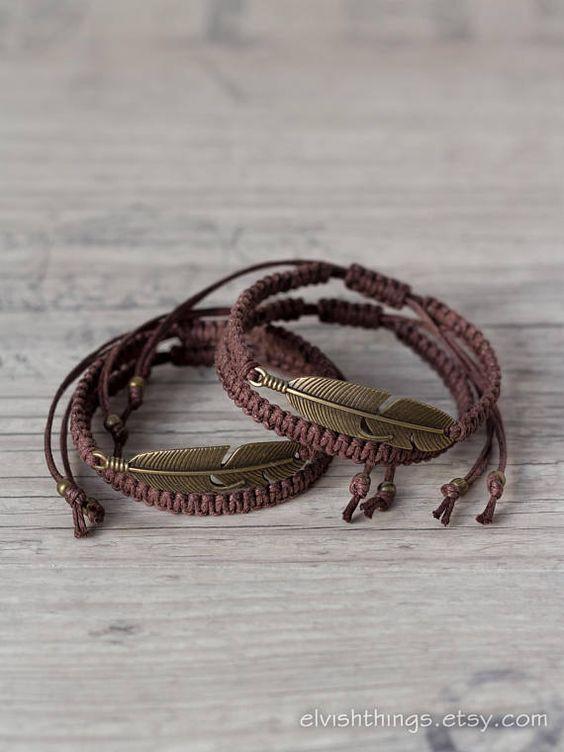 Красивые браслеты на руку своими руками - подборка 24 фото (18)