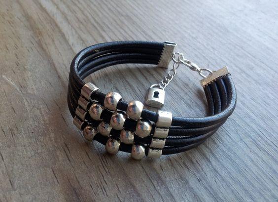 Красивые браслеты на руку своими руками - подборка 24 фото (19)