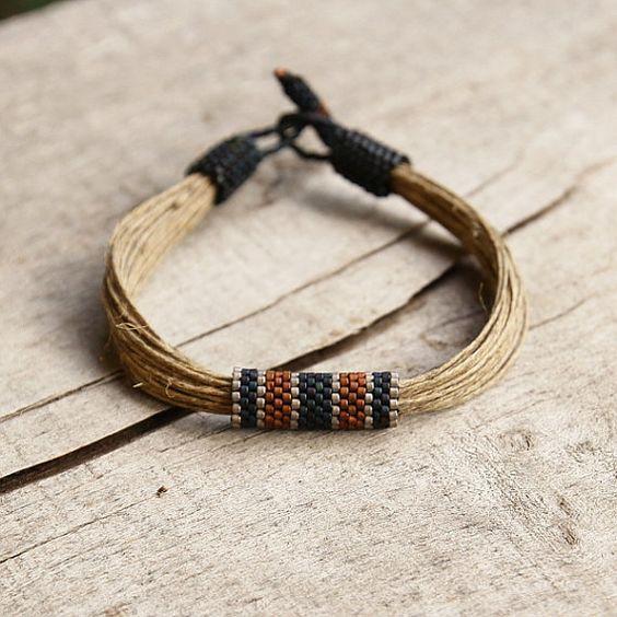 Красивые браслеты на руку своими руками - подборка 24 фото (22)