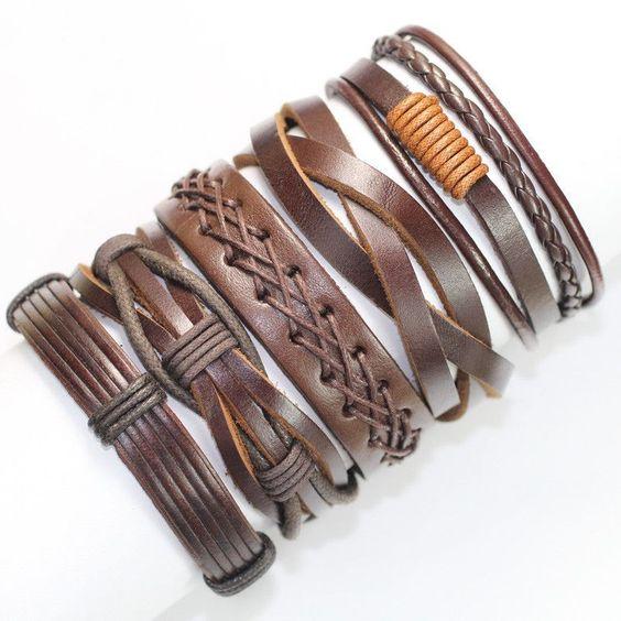 Красивые браслеты на руку своими руками - подборка 24 фото (24)