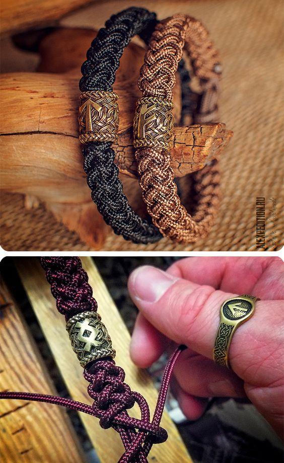 Красивые браслеты на руку своими руками - подборка 24 фото (4)