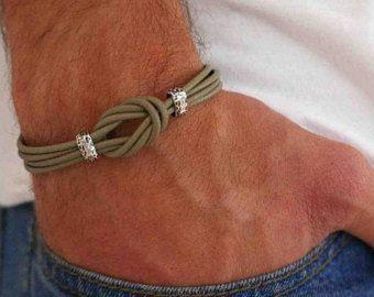 Красивые браслеты на руку своими руками - подборка 24 фото (8)