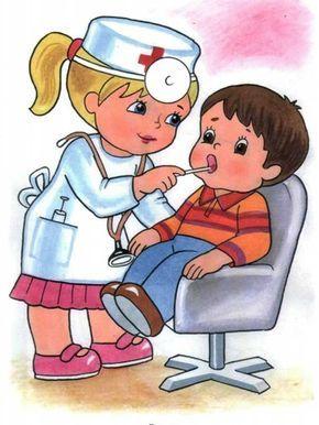 Красивые картинки для оформления больницы в детском саду (3)