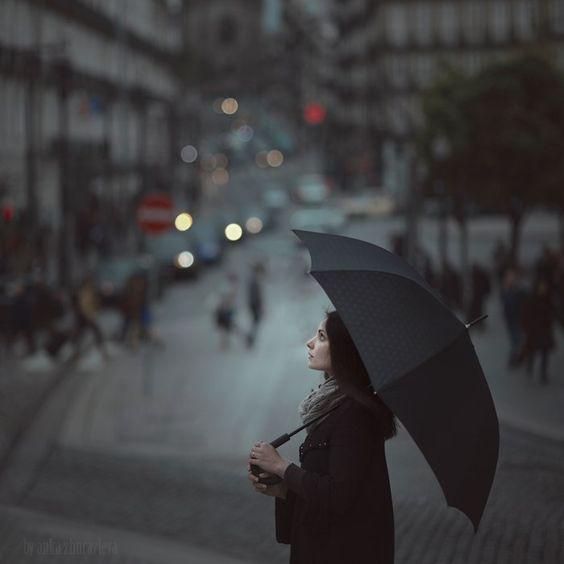 Красивые картины с дождем - подборка 17 изображений (1)