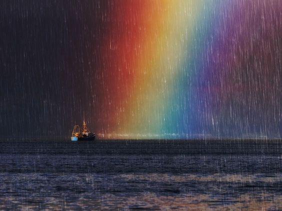 Красивые картины с дождем - подборка 17 изображений (12)
