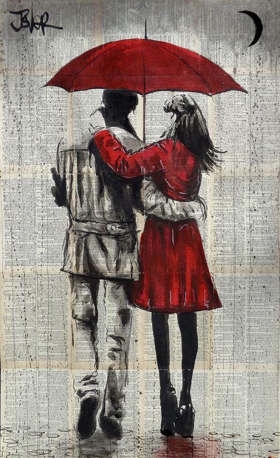 Красивые картины с дождем - подборка 17 изображений (15)