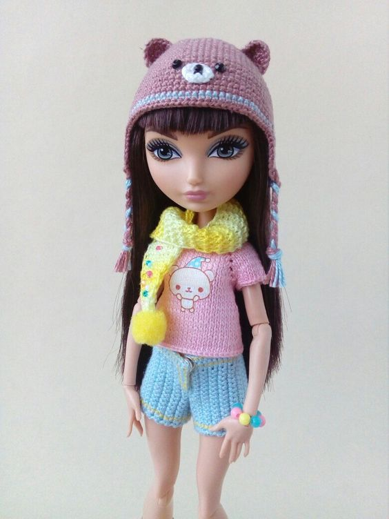 Куклы и одежда для них - красивая подборка 30 картинок (1)