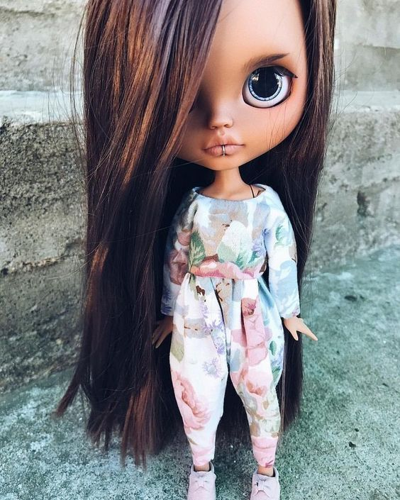Куклы и одежда для них - красивая подборка 30 картинок (14)