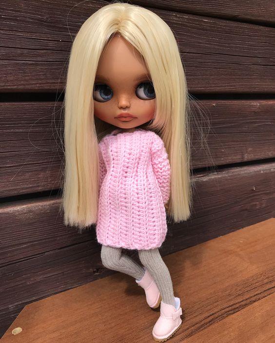 Куклы и одежда для них - красивая подборка 30 картинок (16)