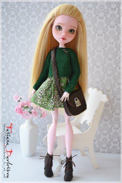 Куклы и одежда для них - красивая подборка 30 картинок (17)