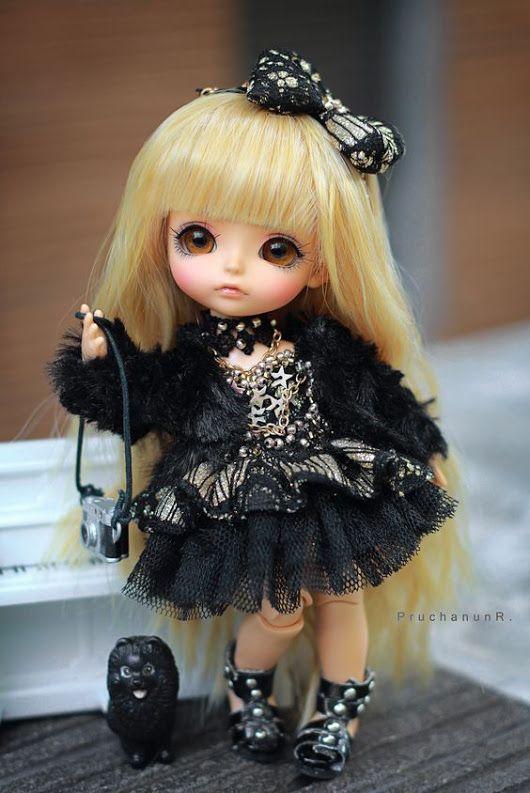 Куклы и одежда для них - красивая подборка 30 картинок (18)