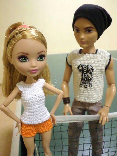 Куклы и одежда для них - красивая подборка 30 картинок (19)