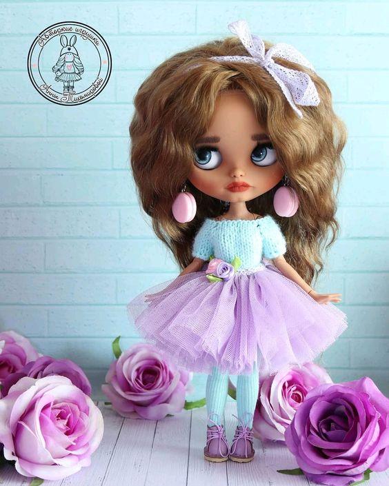 Куклы и одежда для них - красивая подборка 30 картинок (23)