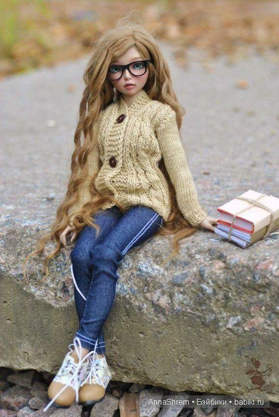 Куклы и одежда для них - красивая подборка 30 картинок (24)