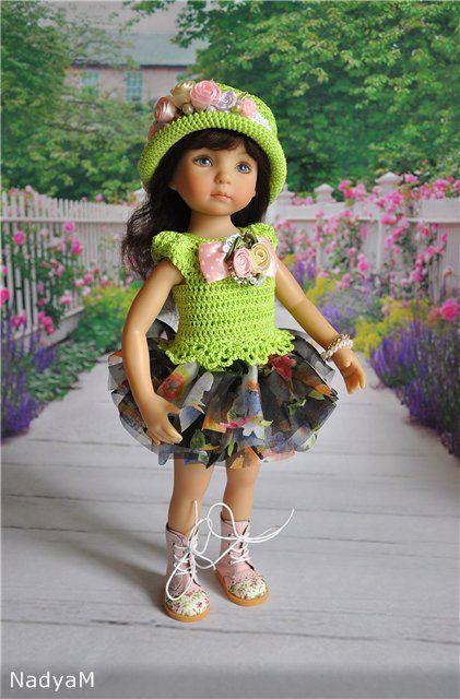 Куклы и одежда для них - красивая подборка 30 картинок (25)