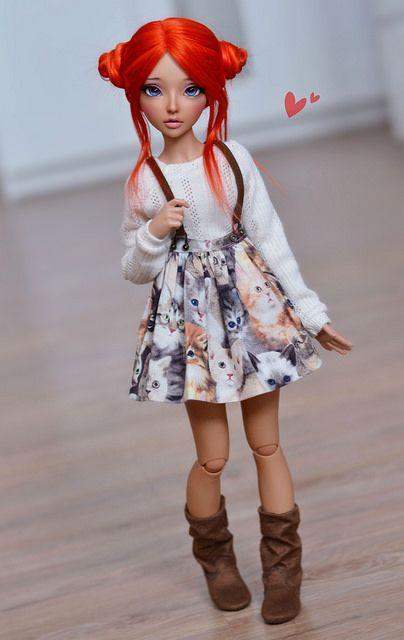 Куклы и одежда для них - красивая подборка 30 картинок (28)