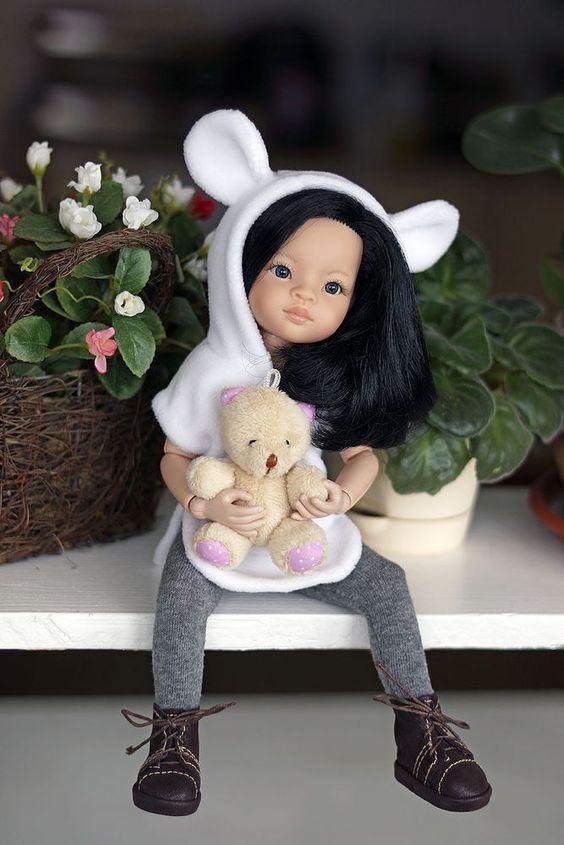 Куклы и одежда для них - красивая подборка 30 картинок (29)