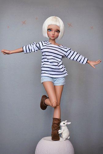 Куклы и одежда для них - красивая подборка 30 картинок (7)