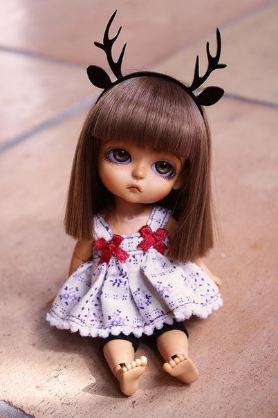 Куклы и одежда для них - красивая подборка 30 картинок (8)