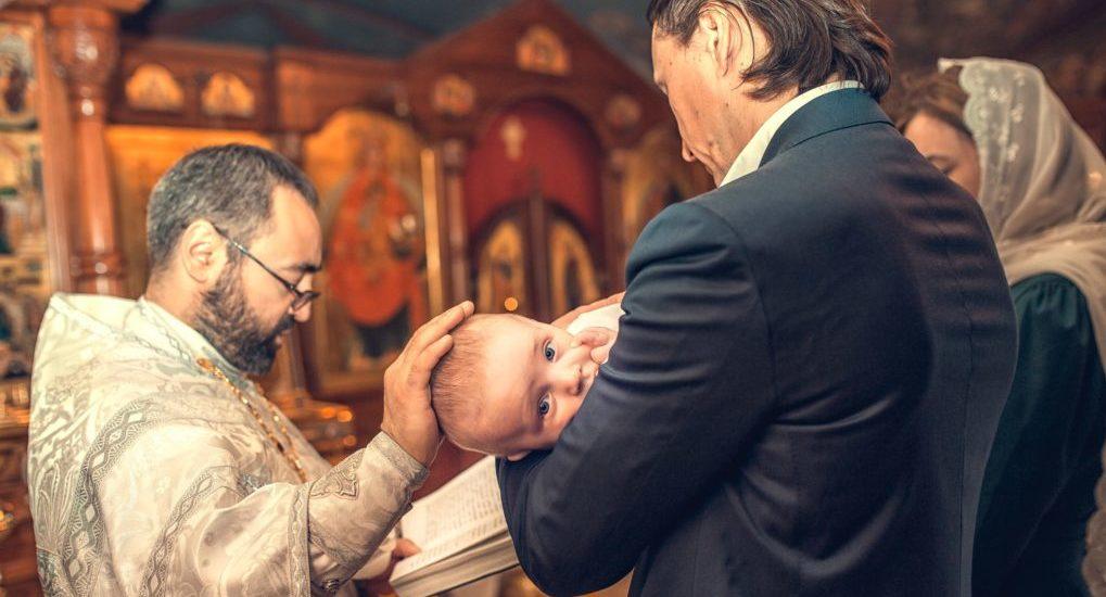 Могут ли муж и жена быть крестными родителями одного ребенка 1