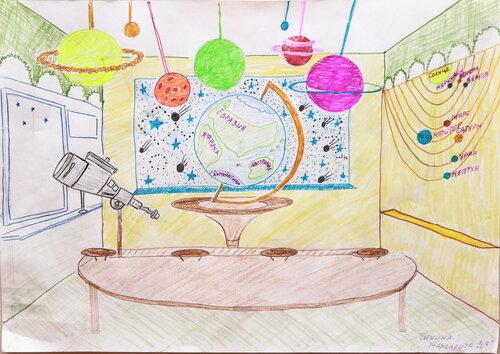 Мой класс - рисунки и картинки для 5 класса (10)