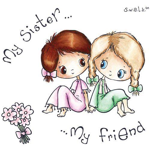 Картинка для сестры прикольная