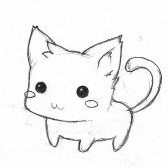 Скачать рисунки карандашом для срисовки - легкие и красивые (3)