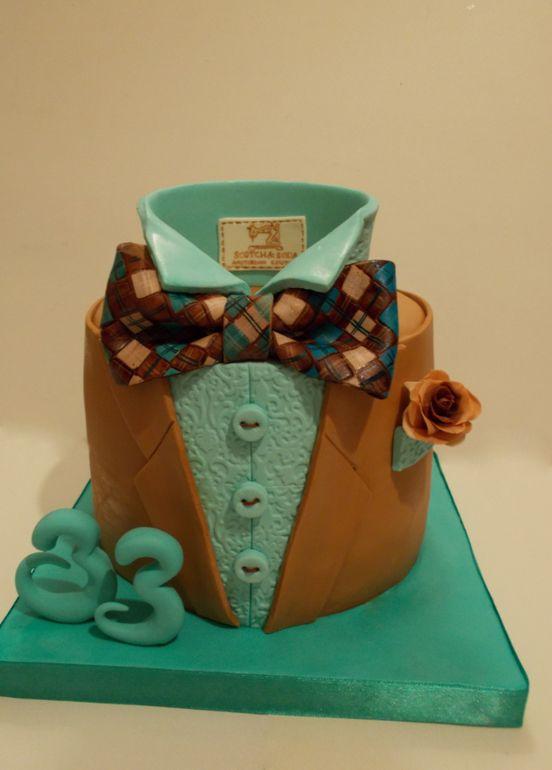 Торт на День Рождения мужчине 45 лет - оригинальные фото тортов (14)