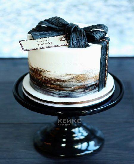 Торт на День Рождения мужчине 45 лет - оригинальные фото тортов (23)