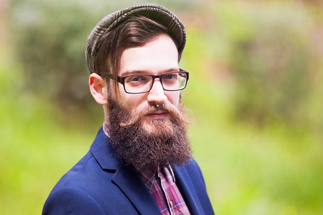 Фото мужчин в очках и с бородой - подборка 20 картинок (4)