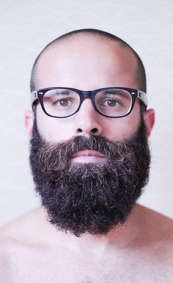 Фото мужчин в очках и с бородой - подборка 20 картинок (5)