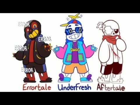 Все персонажи Андертейл имена и картинки008