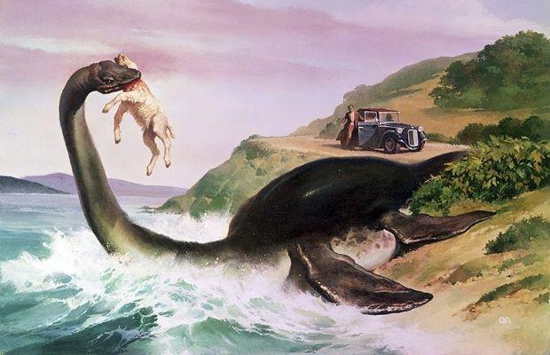 Динозавры в наше время фото001