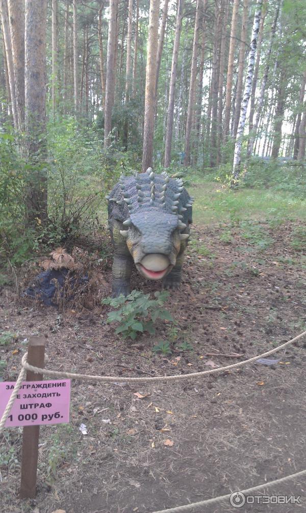 Динозавры в наше время фото002