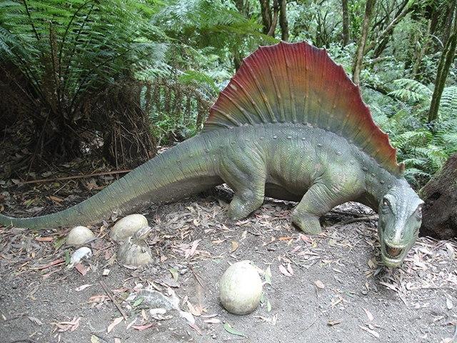 Динозавры в наше время фото017