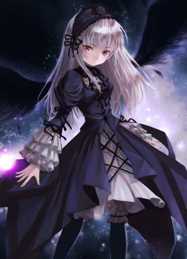 Картинки аниме вампиры девушки (10)