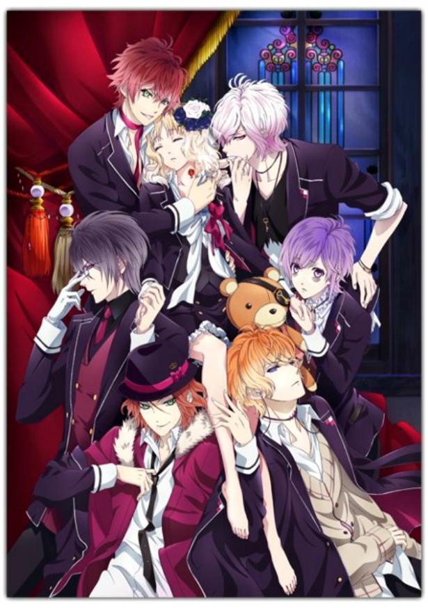 Картинки аниме вампиры девушки (15)