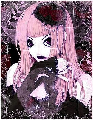 Картинки аниме вампиры девушки (17)