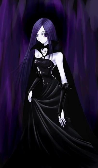 Картинки аниме вампиры девушки (7)