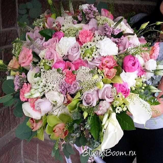 Картинки букеты цветов большие (14)