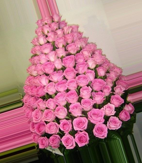 Картинки букеты цветов большие (18)